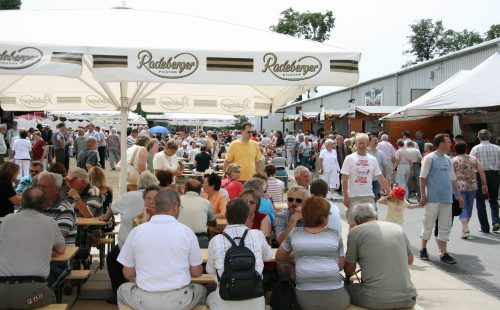 Beitragsbild - Am 23. September 2017 feiern wir Hoffest in Radeberg