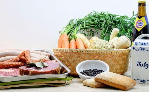 Beitragsbild - Weihnachtlicher Rezept-Tipp: Pfefferkuchensoße mit Schlesischer Weißwurst