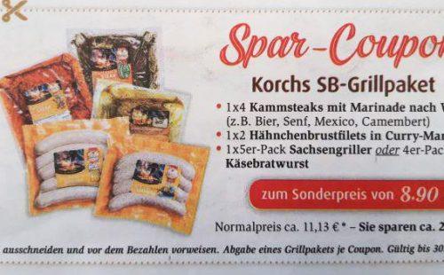 Beitragsbild - Coupon-Angebot startet ab 1.4.
