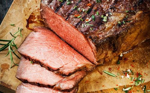 Beitragsbild - Grillrezept: Raffiniertes Roastbeef